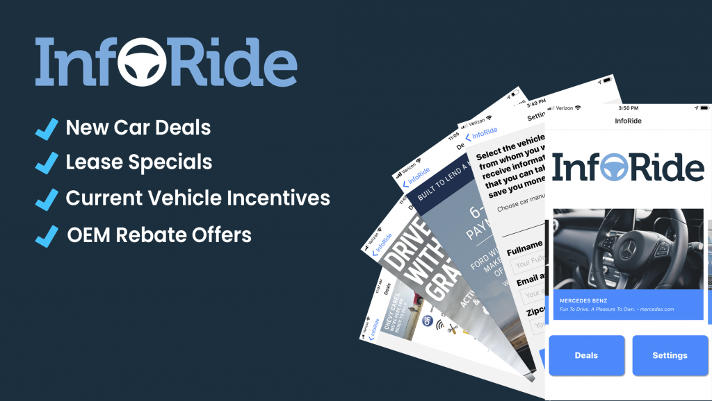 Car Buyer Lead Generation App For Automotive Dealerships
